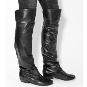 Dolce Vita Over the Knee Boots - 7.5